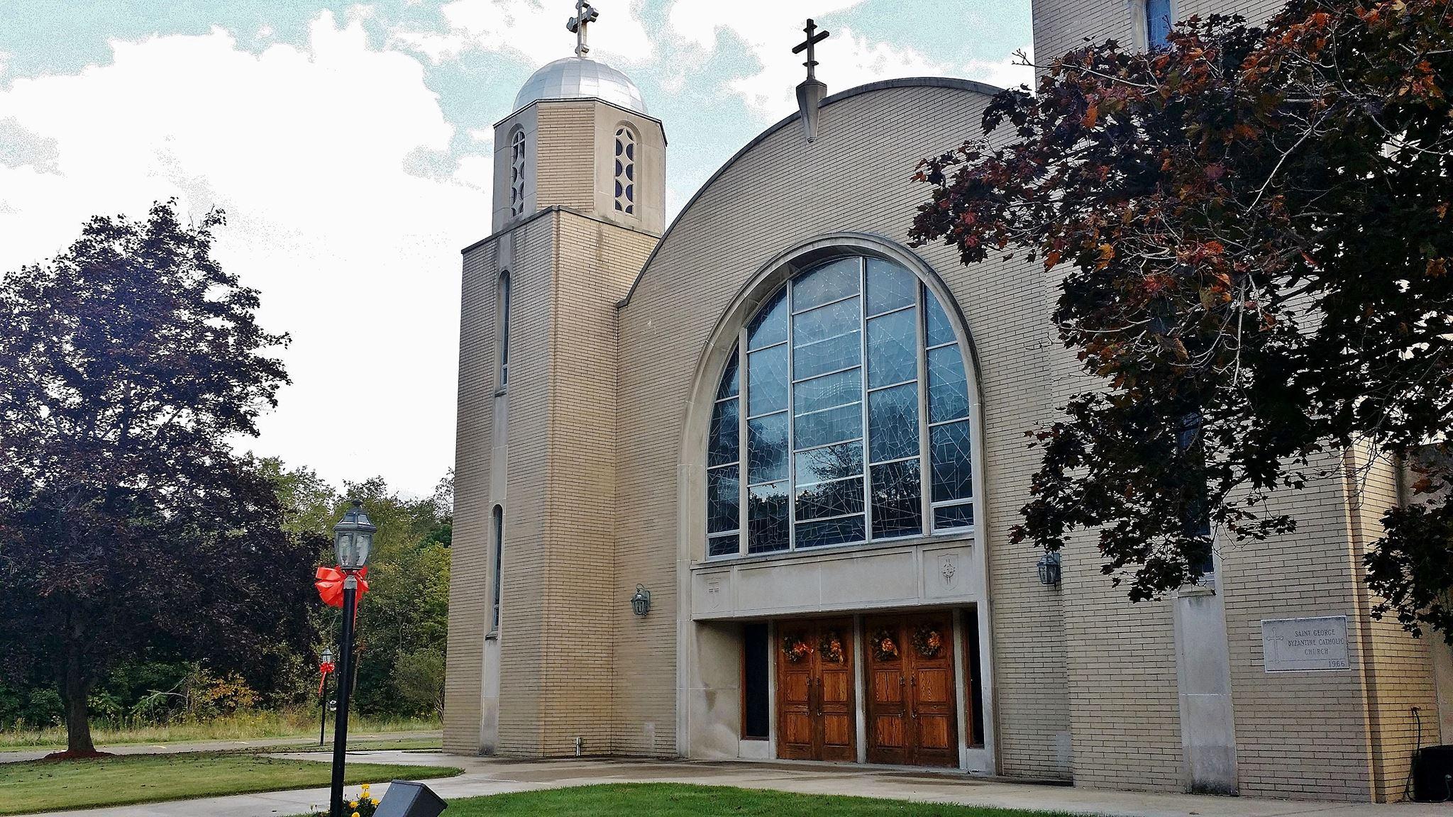 St George Byzantine Catholic