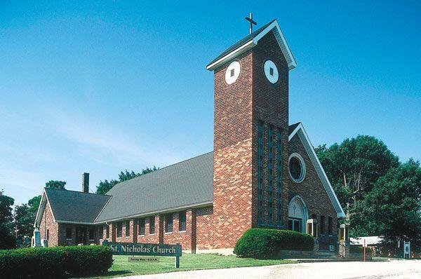 St Nicholas Church Hall