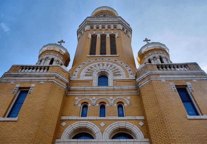 Saint John the Baptistand Saint Mary's Byzantine Catholic Churches