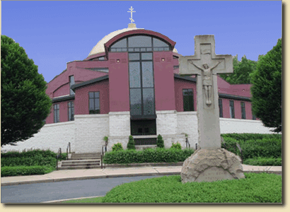Cathedral of St John The Baptist Parish