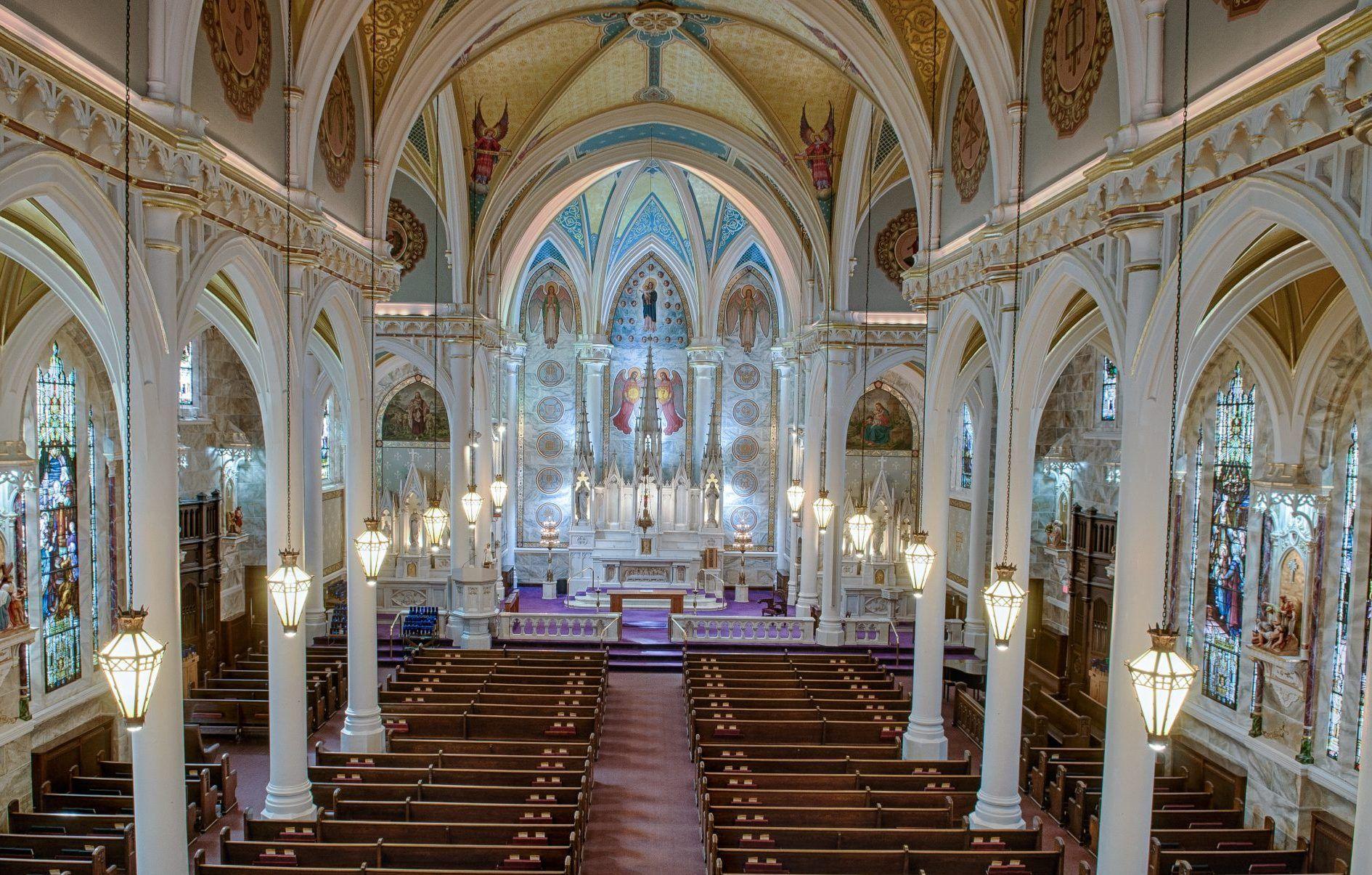 St. Mary Byzantine Catholic Church