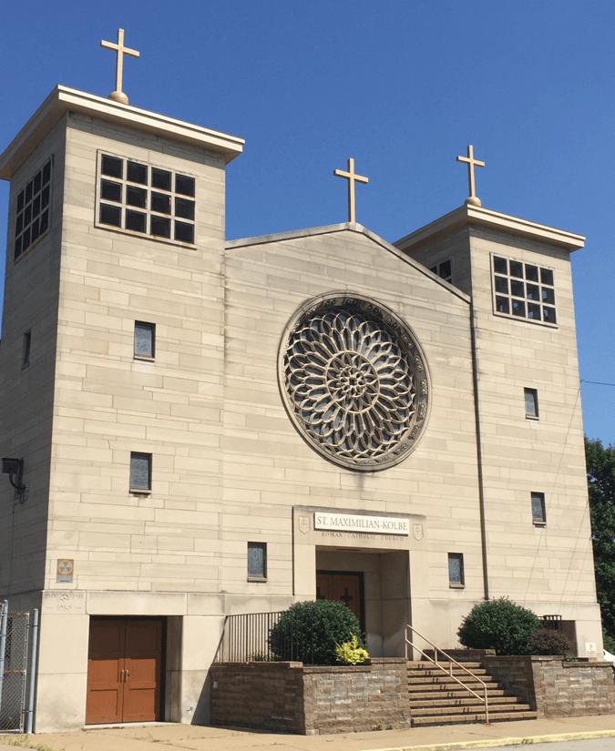 St. Maximilian Kolbe Parish