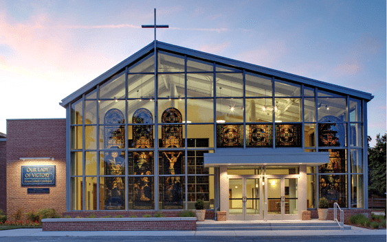 Our Lady of Victory Parish (Arbutus)