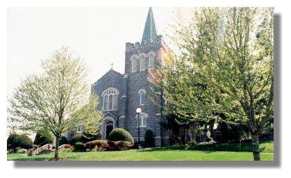 Shrine Of The Sacred Heart Parish