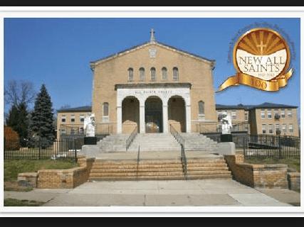 New All Saints Roman Catholic Church